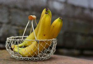 bananas pre-run nutrition