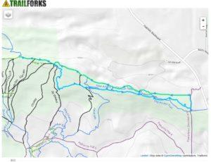 HnB 5km Map